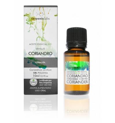 Aurum Wellbeing Coriandro BIO 10 ml TERPENIC LABS
