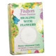 Aurum Wellbeing juego de cartas florales findhorn