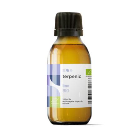 Aurum wellbeing Aceite Vegetal Lino BIO 100 ml TERPENIC LABS