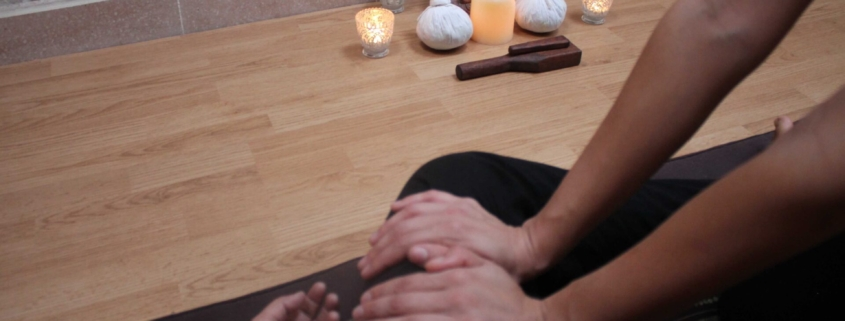 Intensive Thai Massage course