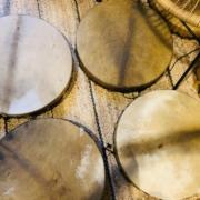 medicinal drum