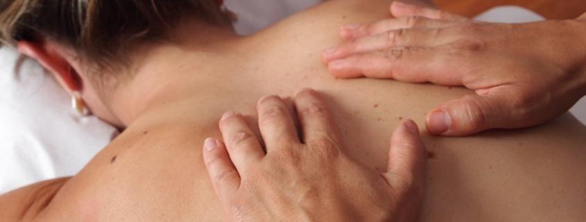 therapeutic massage workshop Barcelona