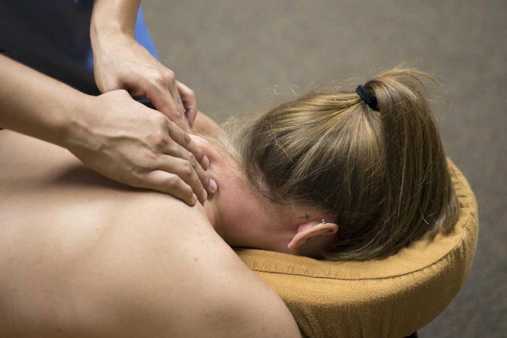 mejor masaje