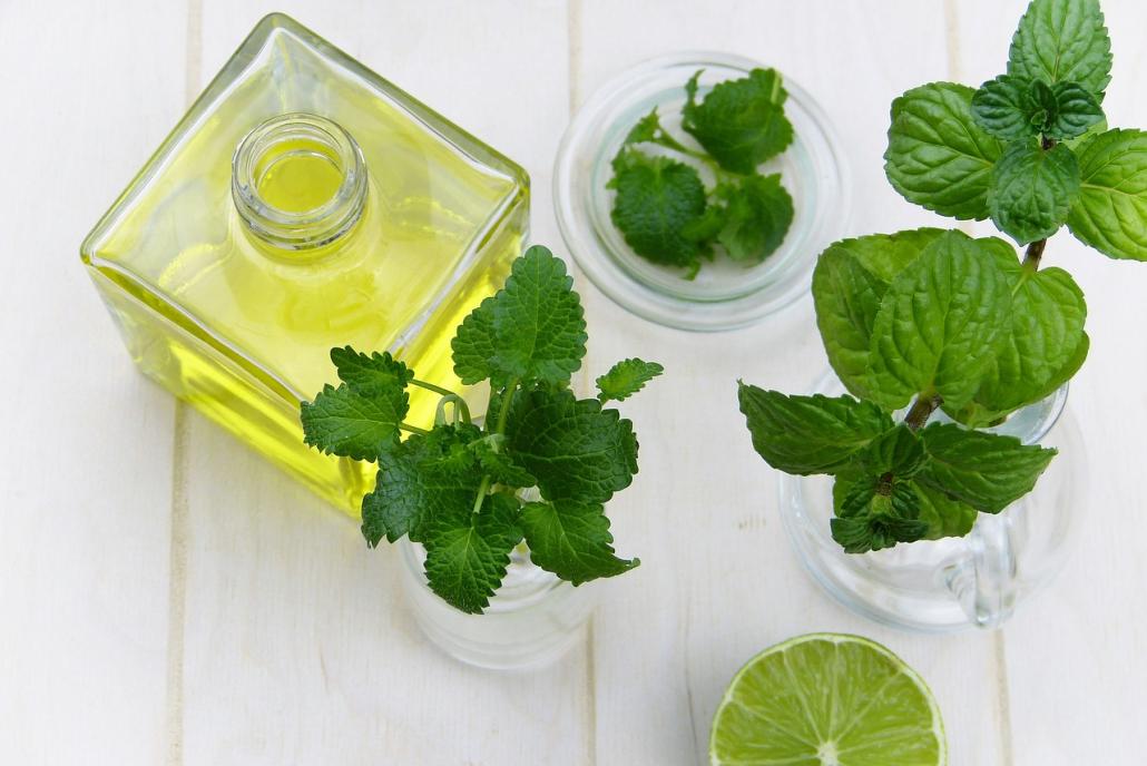 aceites esenciales para la concentración